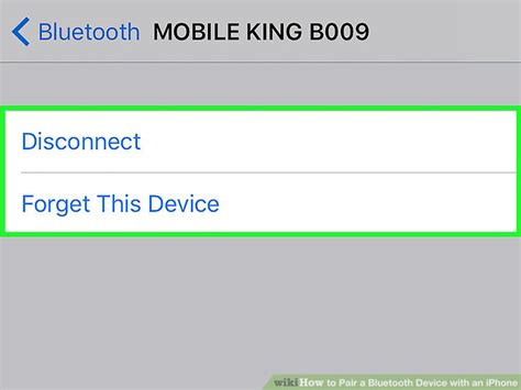 how to put iphone in discovery mode how to pair a bluetooth device with an iphone 15 steps
