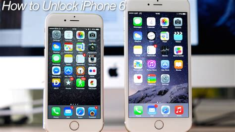 how to unlock your iphone how to unlock your iphone 6 and switch carriers