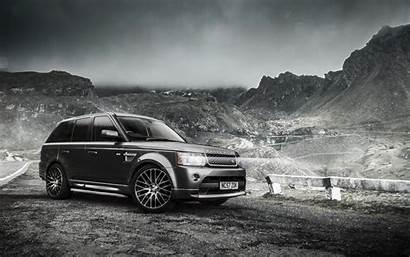 Rover Range Land Discovery Wallpapers Desktop Pantalla