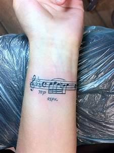 Music Notes Tattoo Arm #TattooModels #tattoo | Music Notes ...