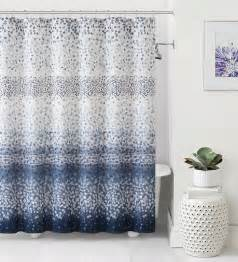 blue and white shower curtain simple shower curtain come with white and navy navy blue
