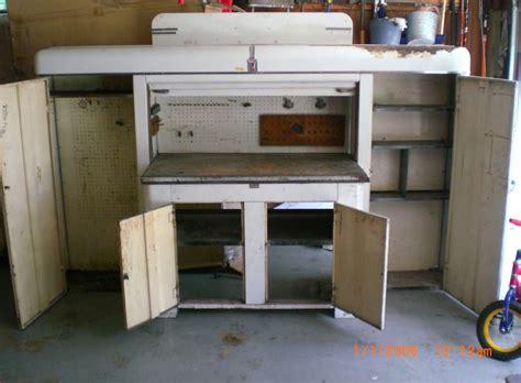 garage work station lincoln work station open mid late 40 s garage