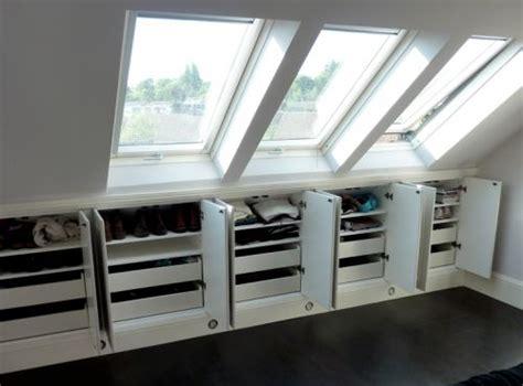 14 id 233 es de dressing sous pente pour exploiter au mieux l espace sous toit