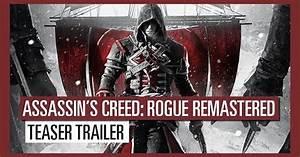 VRUTAL / Assassin's Creed Rogue Remastered anunciado para ...