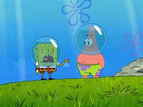 spongebuddy mania spongebob episode house sittin  sandy