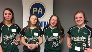 Mid-Penn Softball Media Day 2018: James Buchanan - YouTube