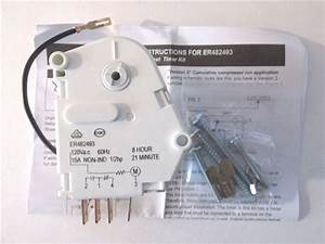 482493 Defrost Timer For Whirlpool Refrigerator