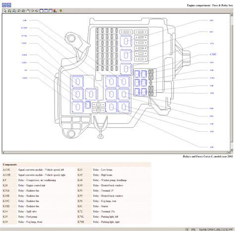 vauxhall zafira starter motor relay location impremedia net