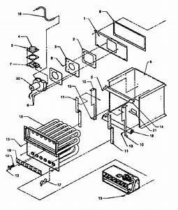 Amana Guib115a50  P1186407f Furnace Parts