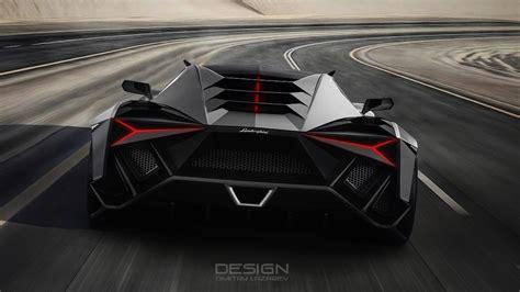 lamborghini forsennato hypercar concept supercar report