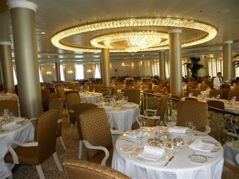 Oceania Cruises' Marina Dining And Cuisine