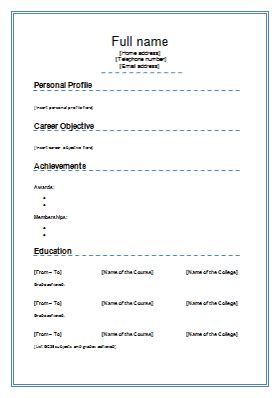 Image Result For Download Simple Curriculum Vitae  Nmnm. Sample Cover Letter To Submit With Form I 751. Cover Letter Example Bartender. Unsolicited Resume Definition. Letterhead Not Printing In Word. Cover Letter Sample Marketing Manager. Cover Letter For Sales Account Manager. Letterhead Email. Resume Examples High School
