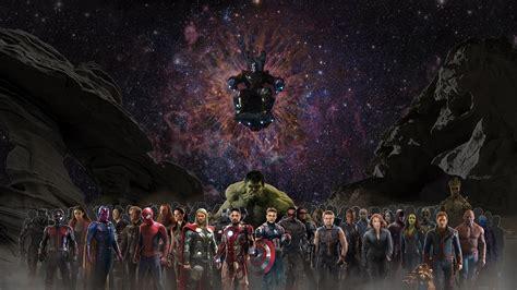avengers infinty war starcast