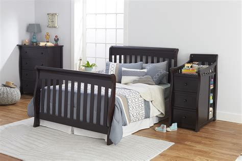 sorelle princeton crib conversion kit sorelle sedona size bed conversion kit espresso 229 e