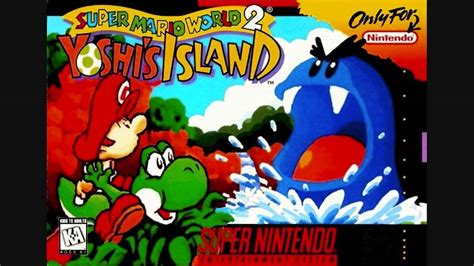 Yoshis Island Snes All Map Music Orchestrated Youtube