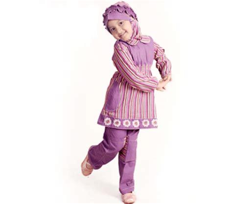 gaya baju muslim anak zaman sekarang