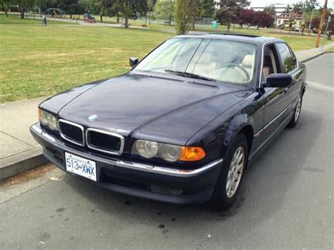 1999 Bmw 740il by 1999 Bmw 740il Fully Loaded Outside Nanaimo Nanaimo