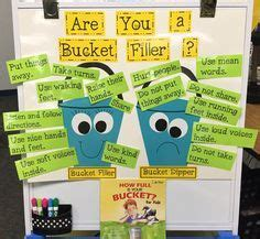 bucket filling images classroom behavior school