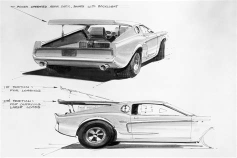 The 1967 Ford Mach I Mustang Where Racing Influenced The