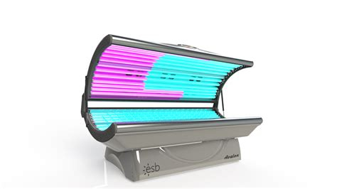 esb home tanning bed bulbs home review