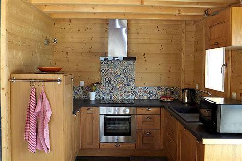 cuisine chalet bois stunning cuisine de chalet images matkin info matkin info