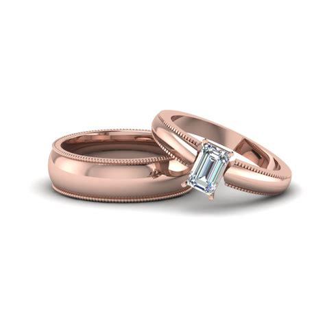 matching wedding bands     fascinating diamonds