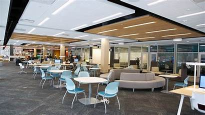 Learning Commons Hall Unl University Space Tech