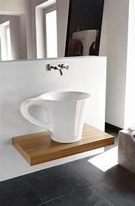 Vasque Originale : meuble vasque original ~ Dode.kayakingforconservation.com Idées de Décoration