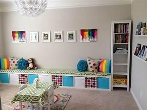Aufbewahrung Kinderzimmer Ikea : ikea regale kallax 55 coole einrichtungsideen f r ~ Michelbontemps.com Haus und Dekorationen