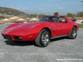1975 stingray corvette for sale 1976 corvette stingray 4spd corvette