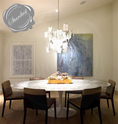 dining room table chandelier ingo maurer zettelz  lamp