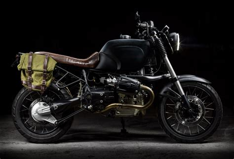 This Custom BMW Motorcycle Is Ready for Adventure - Airows