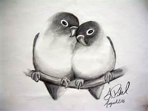 27+ Love Drawings, Pencil Drawings, Sketches   FreeCreatives