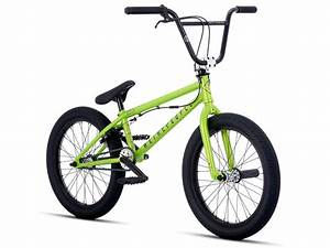 "wethepeople ""Versus"" 2017 BMX Bike - Lime Green ..."