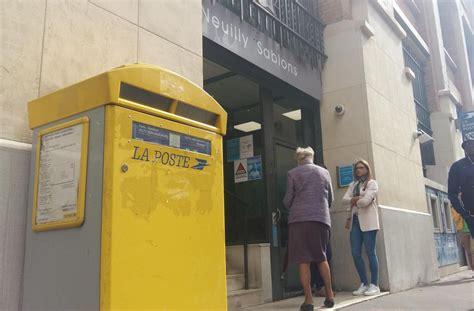 bureau de poste gare montparnasse neuilly sur seine un bureau de poste fermé le parisien