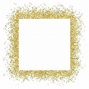 Große Spiegel Mit Rahmen : gro e rahmen mit goldenem konfetti download der ~ Michelbontemps.com Haus und Dekorationen