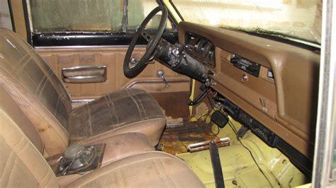 jeep wagoneer interior 1979 jeep wagoneer interior pictures cargurus