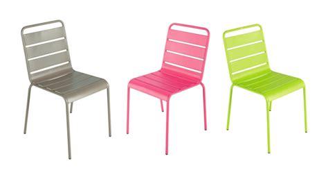 chaise de jardin maison du monde mobilier de jardin les 10 de l été détente jardin