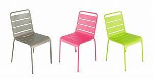 Chaise Jardin Maison Du Monde : mobilier de jardin les 10 tubes de l t d tente jardin ~ Premium-room.com Idées de Décoration