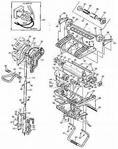 Craftsman 536882020 Electric Snowblower Parts
