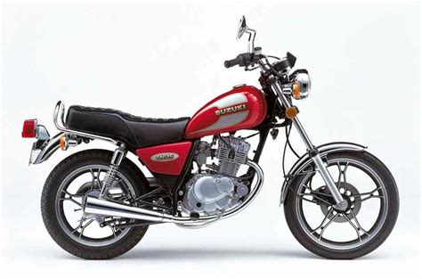 Suzuki Gn 125 For Sale by Suzuki Gn125 1994 2001 Review Mcn
