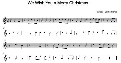 we wish you a merry testo italiano musiche natalizie musica alle medie