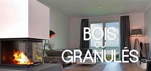Poele A Bois Ou A Granule : blog bdl tout savoir sur et autour de la construction ~ Melissatoandfro.com Idées de Décoration