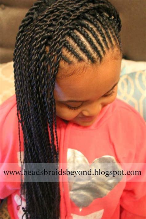 box twist styles kids  hair style   girls