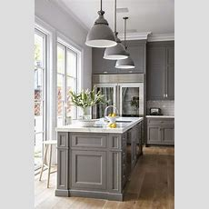 80+ Cool Kitchen Cabinet Paint Color Ideas  Noted List