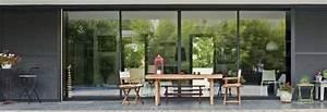 Baie Vitree A Galandage 2 Vantaux : grande baie vitree coulissante maison design ~ Edinachiropracticcenter.com Idées de Décoration