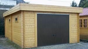 prix d39un garage prefabrique cout de realisation With prix construction garage 60m2