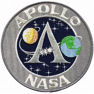 NASA Vector Back-Patch – Space Patches