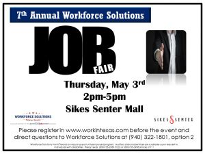 Workintexas Resume by 7th Annual Workforce Solutions Fair At Sikes Senter