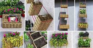 vertikaler garten selber machen anleitung bilder With balkon ideen mit kindern